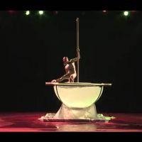 定制美人浴浴缸 KTV夜店专用亚克力表演半球浴缸 透明贵妇浴浴缸
