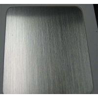 供应不锈钢拉丝板 0.3-3.0mm研磨板/316油磨拉丝板价格 做工精细