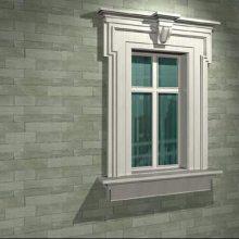 外墙grc门窗套构件-安泰欧式工艺品厂家