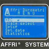 AFFRI-250MRS自动全洛氏硬度计