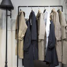 艾利欧杭州女装折扣批发折扣 品牌女装尾货生意经黑色小西装