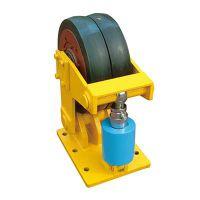L35/LS35矿用缓冲式滚轮罐耳 金科机电罐笼缓冲器