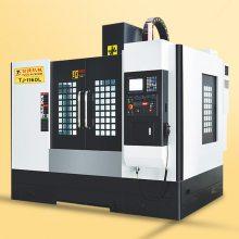 台捷cnc加工中心850 1060 1160L二线一硬发那科数控立式加工中心机