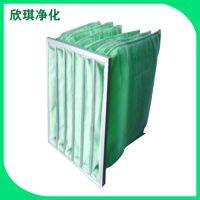 厂家热销净化空调用中效袋式过滤器工厂定制无纺布袋式中效过滤袋