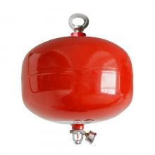 七氟丙烷qmq100 消防器材系统 气体灭火器s型热气溶胶自动灭火装置