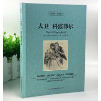 大卫·科波菲尔 读名著学英语 中英对照 增强阅读能力强化词汇