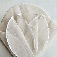 一元店36CM蒸笼布圆形蒸笼布蒸米饭包子屉布上浆包边蒸笼布货源