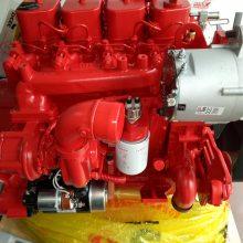 东风康明斯型号QSB6.7发动机总成 6缸全新柴油机