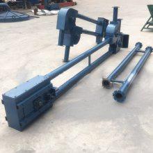 新型多点出料防尘管链输送机_倾斜式颗粒管链输送机_临汾水泥粉管链输送机生产厂家