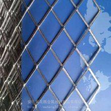 不锈钢钢板网 304 菱形钢板网 不锈钢板拉伸网