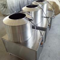 土豆去皮设备 保留果蔬汁营养价值土豆去皮机 澜海厂家
