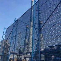 电厂防风抑尘网 挡风墙厂家 煤矿防尘板