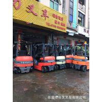 丰田8FB25电动平衡重叉车租赁 出售 专业叉车出租 长短期租赁