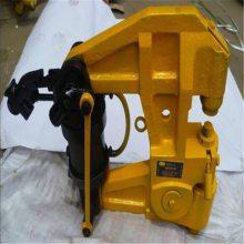 山西KKY1050液压轨道挤孔机 38kg钢轨液压打孔器