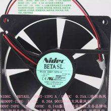 NMB 3610KL-04W-B50 3610KL-04W-B59 DC12V 0.43A散热风扇