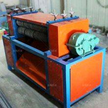 邢台散热片拆解机厂冰箱散热器拆铝机制造商