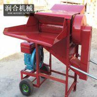 加宽型稻麦脱粒机 高粱大豆收获机器 脱子脱粒机 现货供应