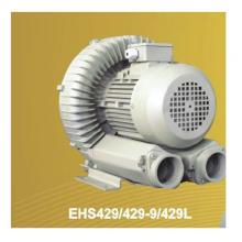 旋涡高压鼓风机EHS-629-3.7KW