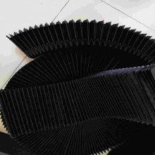 浮雕雕刻机X轴风琴防护罩,门子型风琴防护罩用于导轨的防护