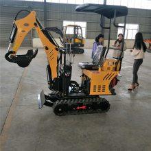 温江市政排水管道清淤小挖机 小型挖掘机工作视频