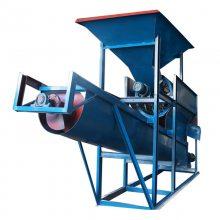商用全自动水洗沙设备单双排洗沙机 环保可移动螺旋筛沙洗沙一体机