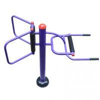 铜川市户外优质健身器材出售 优格YG-JS06健身路径 优格体育