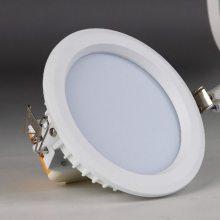 LED工程筒灯4寸12W开孔120mmLED嵌灯
