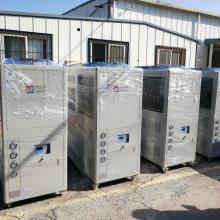 电镀氧化冷水机 津美科耐腐蚀冷水机 JMK-25A防腐风冷式冷水机