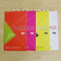 苹果iphone6 plus三星手机钢化玻璃膜包装通用彩色保护膜纸盒批发