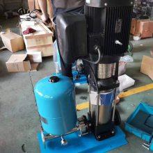 消防泵普通3C认证,XBD4.5/35-100L(W) ,自吸固定多级泵,消防验收消火栓泵