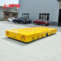 轨道车冶炼搬运设备电动平车 电动旋转平台畅销全国