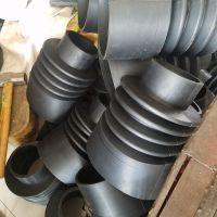 洪扬供应 橡胶球笼防尘套 波纹橡胶护套 工业橡胶防尘套 橡胶伸缩套