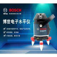 重庆BOSCH博世电子水平仪GLL5-40E/GLL8-40E/5线8线激光水平投线仪