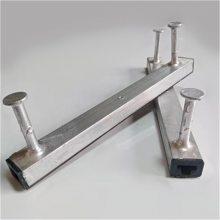 生产厂家弧形槽式预埋件 带齿哈芬槽 哈芬槽厂家