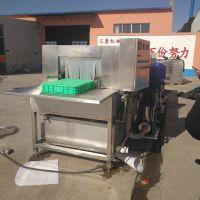 康汇机械鸡鸭笼清洗机 鸡笼周转笼消毒设备 价格优惠