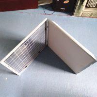 LED防爆格栅面板灯 嵌入式矿棉石膏铝扣板集成吊顶平板灯600*600