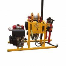 热卖岩土工程勘探钻机岩石取芯钻机QBY-50B地质勘查设备