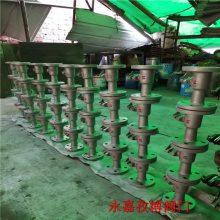 瓯北高温一体式球阀 Q41M-16C DN50 蒸汽锅炉用排污球阀 QJ41M-16C 铸钢球阀