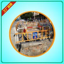 1500x1000mmPVC塑胶护栏价格、深圳PVC塑胶护栏厂家、胶马护栏价格