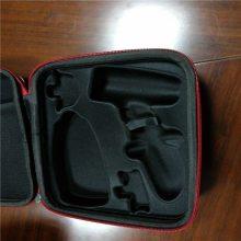 双面贴合布料热压成型厂家 EVA泡棉热压一体成型定制生产