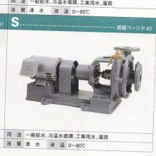 日本TERAL泰拉尔水泵型号 LFE65A-0.75-30