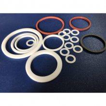 PTFE垫片 四氟密封件厂家 耐高温聚四氟乙烯密封圈 包覆垫片