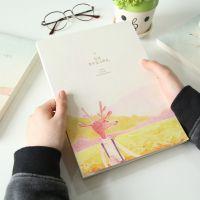 33694 韩版文具批发 苏铁时光 眺望时光 涂鸦本16K   书写本