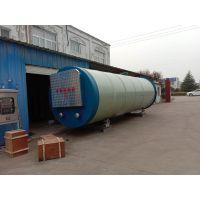 浙江厂家地埋式一体化预制泵站  污水提升一体化设备