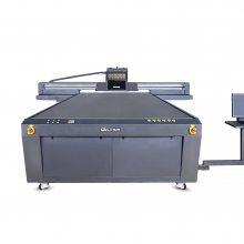 DETU/得图品牌UV平板喷绘机 塑料彩绘机打印机 2036大型平板打印机