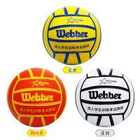 厂家直销韦伯训练比赛排球沙滩软硬气排青少年学生初学者专用球