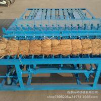 抗寒防风型保温草帘机冬暖式蔬菜大棚鸡舍的草帘机价格图片