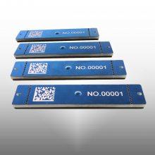 RFID电子标签与条码相互交替信息与RFID手持终端完成数据互查互绑