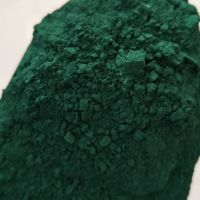 厂家直销涂料专用氧化铁颜料 氧化铁绿 地坪涂料用绿色颜料