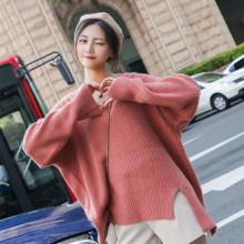 2019秋冬女装杂款针织衫毛衣库存尾货圆领套头女式毛衣打底衫批发